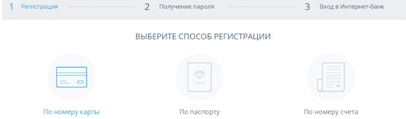 Регистрация в личном кабинете Восточный банк